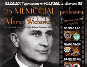 25. Memoriał Profesora Alfonsa Wicherke @ Wernera 22