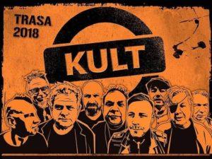 Kult koncert Radom Pomarańczowa Trasa 2018+zbiórka dla Samanty @ Klub Strefa G2