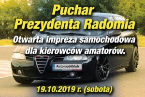 Puchar Prezydenta Radomia @ Automobilklub Radomski