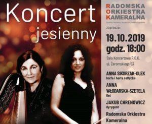 Koncert jesienny @ Radomska Orkiestra Kameralna