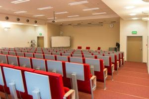 sala wykładowa, uczelnia